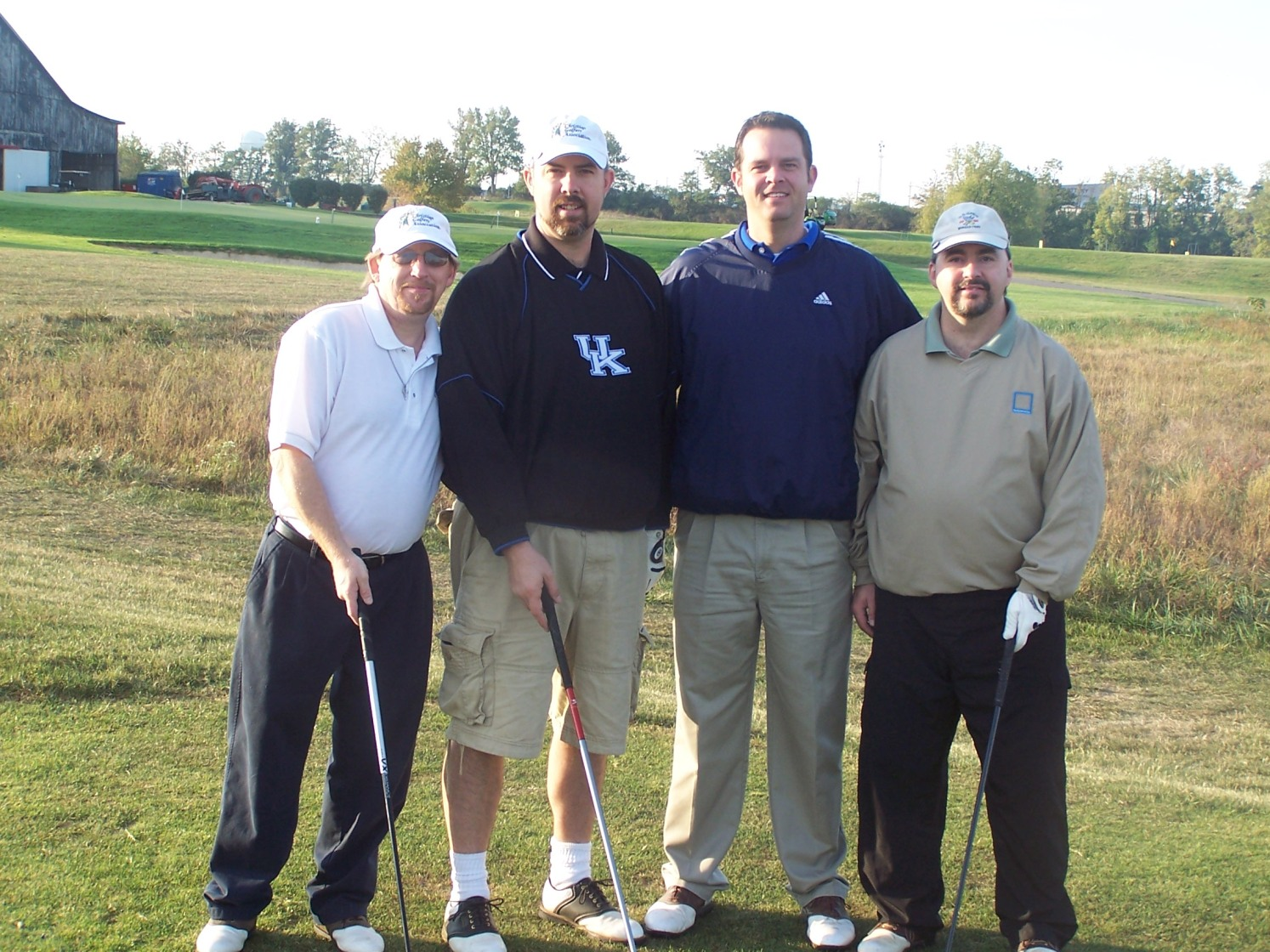 George Sandlin, Me, Todd Stinson, BrianTimberlake